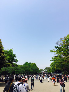 上野公園20170430