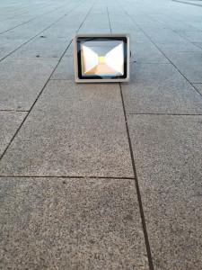 LEDライト30W①