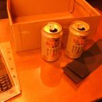 アルミ缶ストーブ①