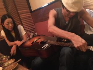ギター教室①