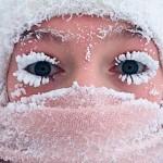 シベリア寒波