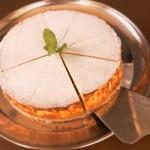 チーズケーキ(斜め)