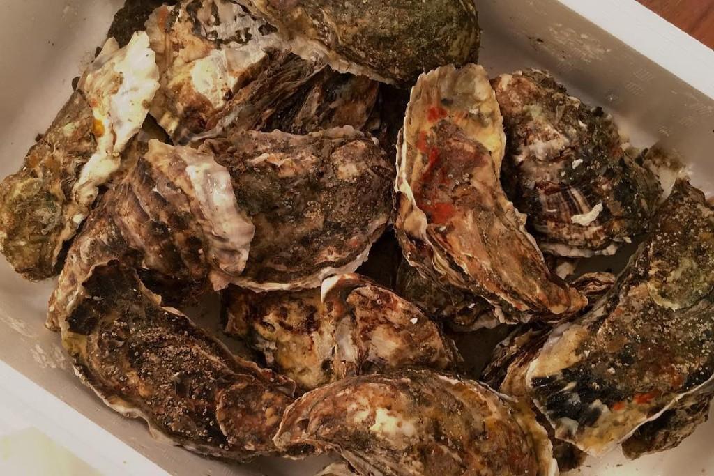 大分県弁天牡蠣